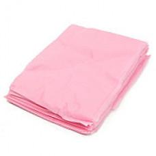 Простынь одноразовая   70*200 розовая, 10 шт